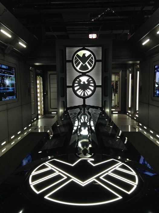 Sneaking Into the Science Training for New S.H.I.E.L.D. Agents