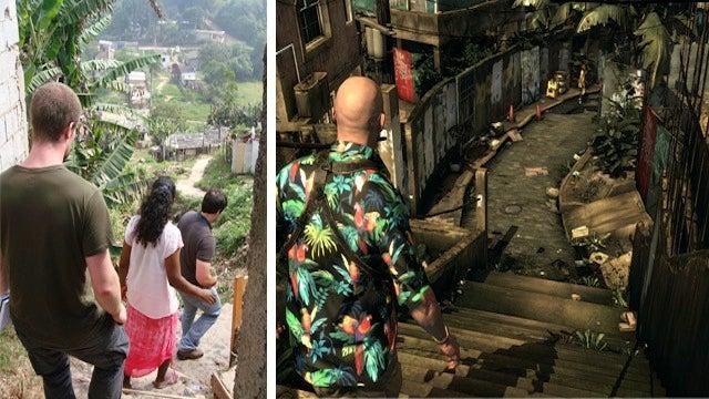 Rockstar Studies the Cops 'n Robbers of São Paulo for Max Payne 3