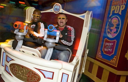 Disney Porting Toy Story Midway Mania! Theme Park Ride To Wii