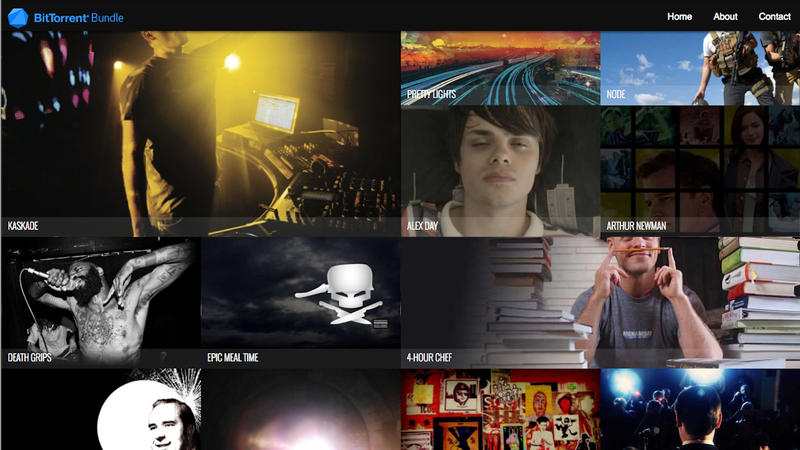 The BitTorrent Bundle Is Packed with Free Books, Music, and Movies