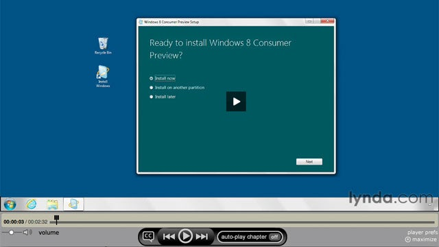 Learn All About the Windows 8 Consumer Preview for Free Over at Lynda