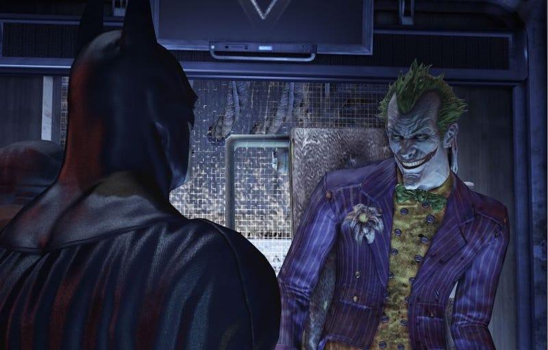 Twenty Minutes With Batman: Arkham Asylum