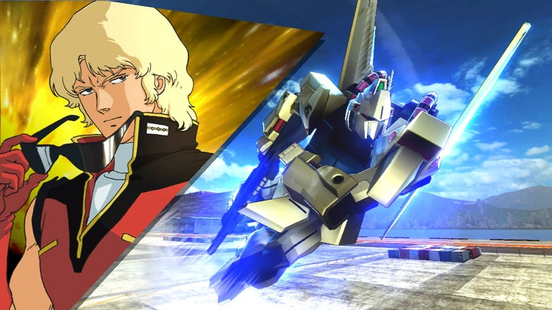 Massively Popular Gundam Arcade Game Gets a PS3 Release in Japan