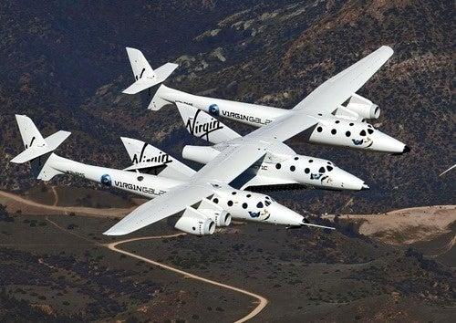 Virgin Galactic's SpaceShipTwo Completes Inaugural Captive Flight
