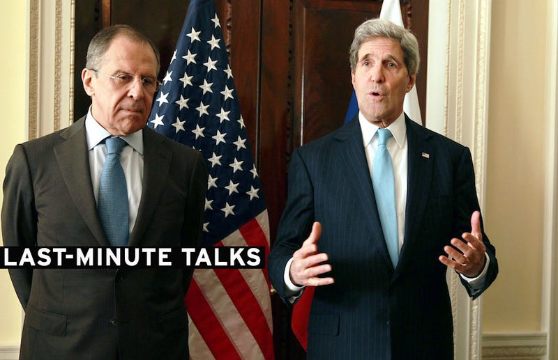 John Kerry to Meet With Russian Foreign Minister Ahead of Crimea Vote