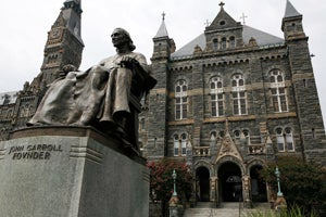 Shocked Georgetown Students on Campus Drug Lab: 'This Is Ridiculous, Even for Us'