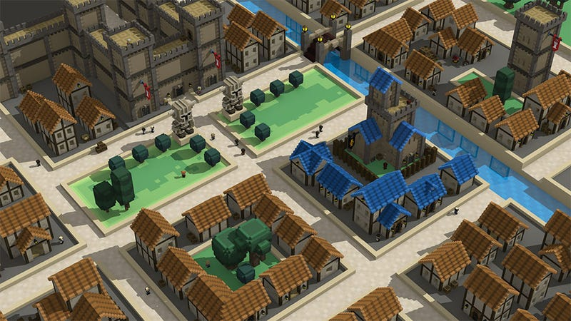Fighting Game Legends Want To Make A...City-Building Game. Of Course.
