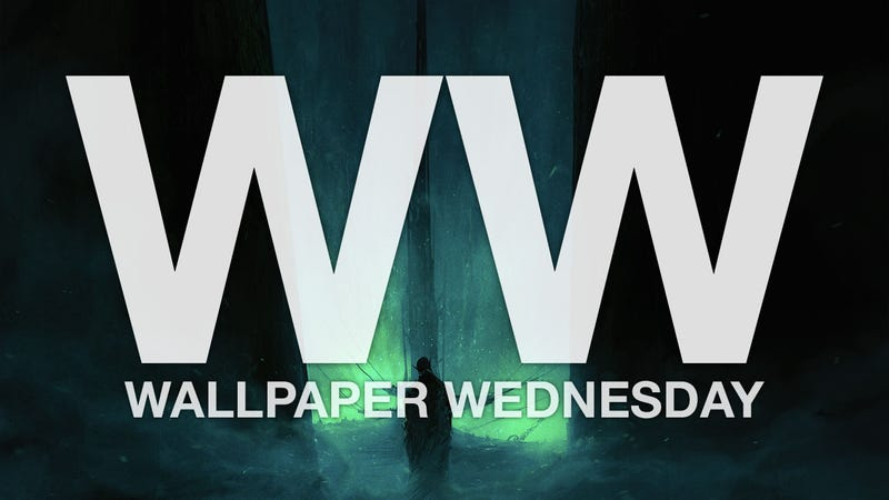 Explore the Dark Corners of Your Desktop with These Wallpapers