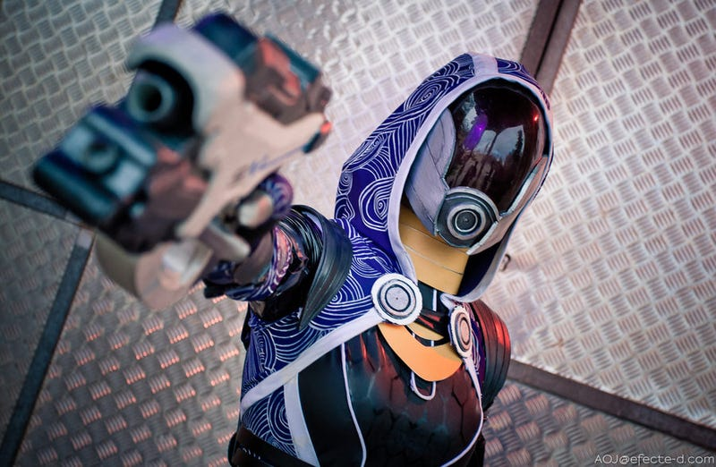 You Don't Need a Multipass For This Incredible Cosplay
