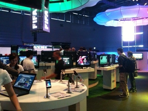 Gamescom Booth Blitz: Electronic Arts