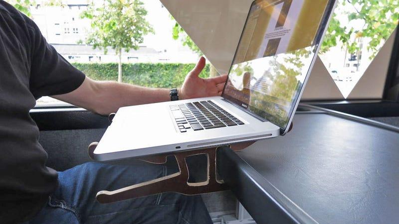 Make a Travel-Friendly Lap Desk