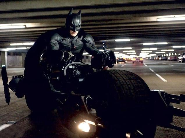 Batman Spotted on a Japanese Highway