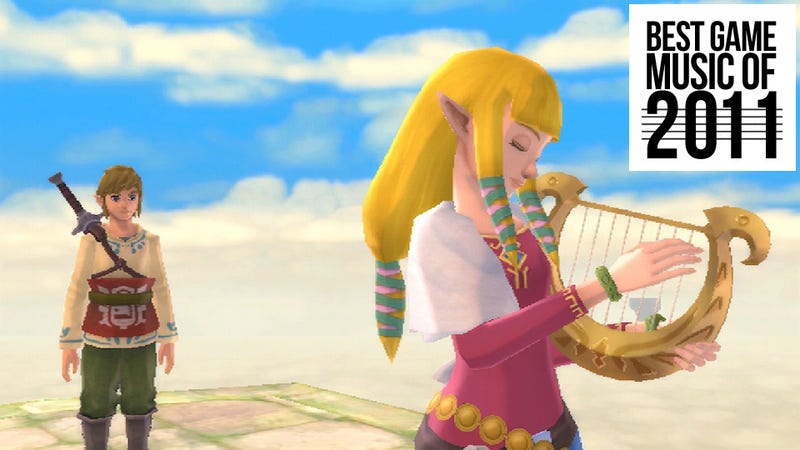 The Best Game Music of 2011: The Legend of Zelda: Skyward Sword
