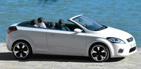 Droptop C'eed: Kia to Show Concept Cabrio in Geneva