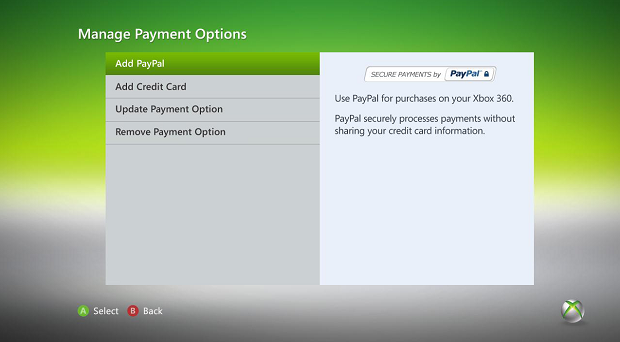 Internal PayPal Email Points to Nov. 15 for New Xbox Dashboard Release
