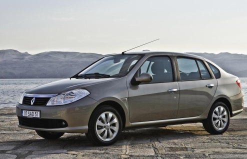 "2009 Renault Symbol Has ""Plenty Of Arguments In Its Favour To Win Over Families"""