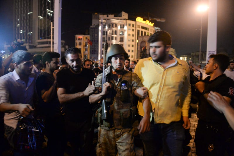 Report: At Least 130 Military Officers Who Participated In Coup Arrested [UPDATED]