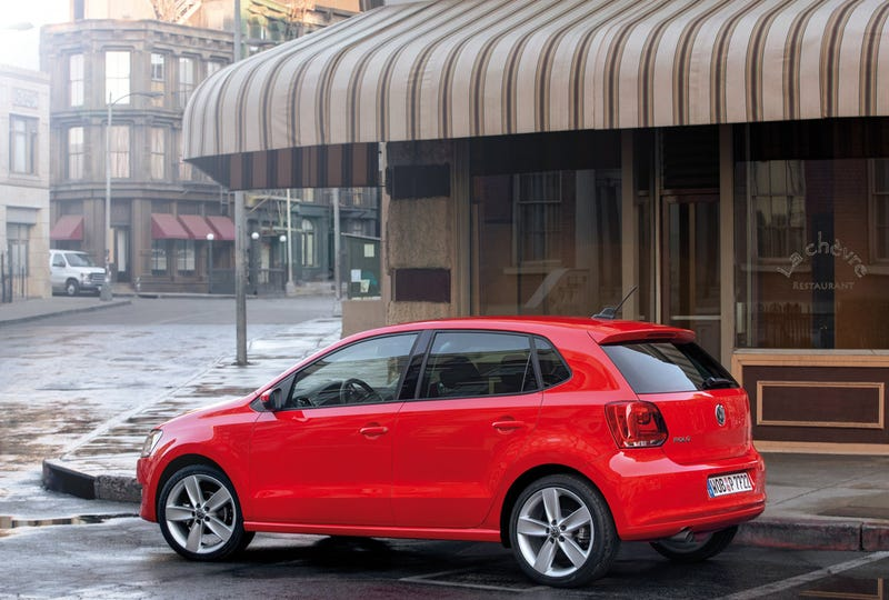 2011 VW Polo Coming To America, Bringing +1