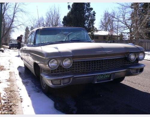 1960 Cadillac Down On The Denver Street