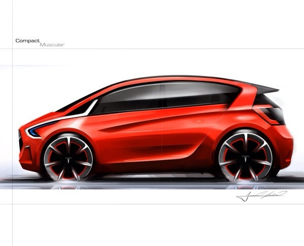 The Tesla Model E will be revealed at the 2015 Detroit Auto Show