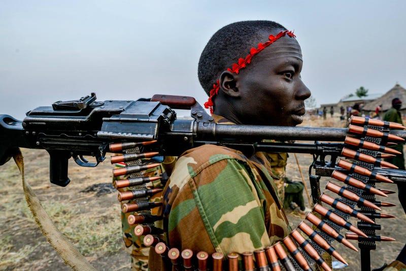 Robert Young Pelton On Surviving South Sudan