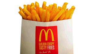 McDonald's Is Only Selling Small-Sized Fries in Japan