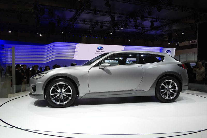 The Subaru Cross Sport Design Is The BRZ Shooting Brake Of Our Dreams