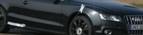 Spy Photos: Audi RS5!