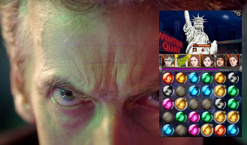 A New Doctor Who Game, Just In Time For A New Doctor