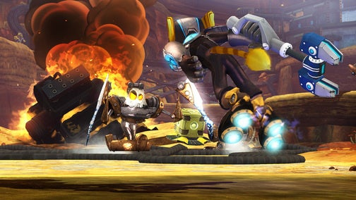 Ratchet & Clank Future: A Crack In Time Preview: Time For Change