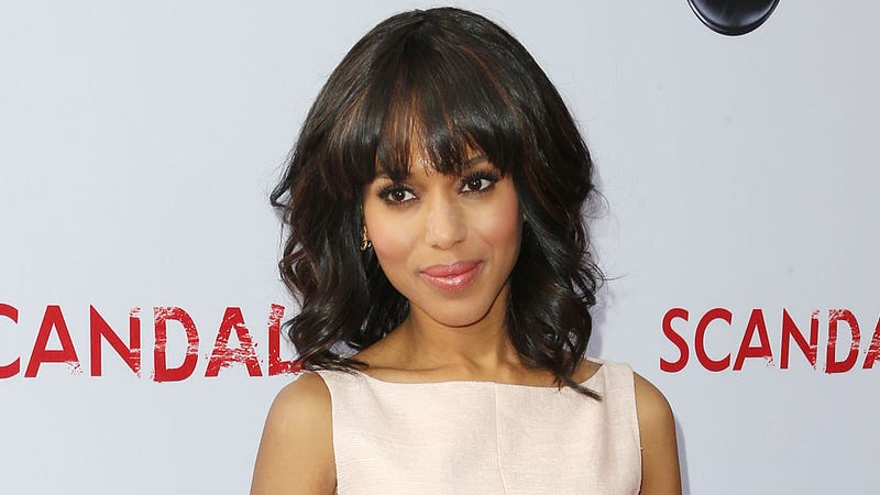 Kerry Washington Got Secret-Married Last Month to a Secret Husband!