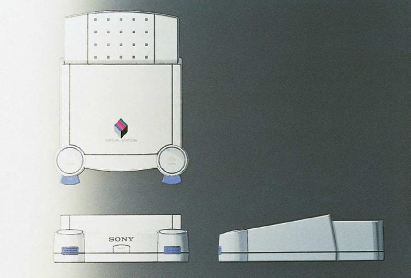 The Nintendo PlayStation You Never Got To Play