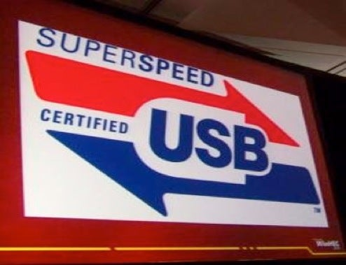 Super-Speed USB 3.0 Formal Unveiling Next Week, Windows 7 Won't Support Natively