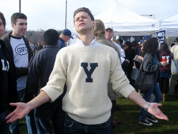 The Haughty Drunken Excess That Is Harvard-Yale In Pictures
