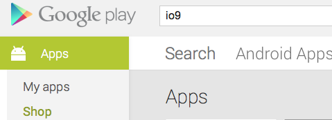 Is there a dedicated io9 Android app?
