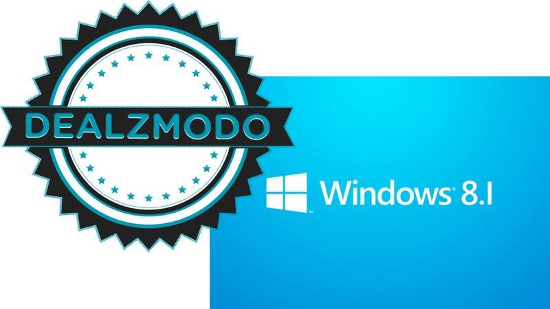 Deals: Windows 8.1, Amazon Warehouse, iPhone 5S/C, $20 Otterbox