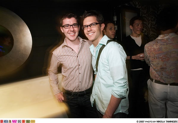 Gay Book Party Turns Surprisingly Catty!