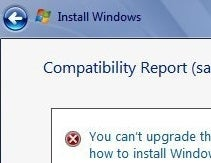 Upgrade Windows 7 RC to the Final RTM Release