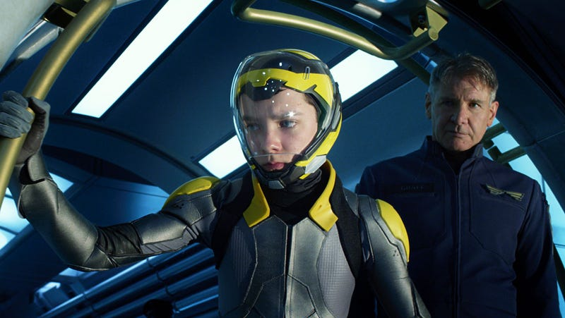 Ender's Game could live on inside your television