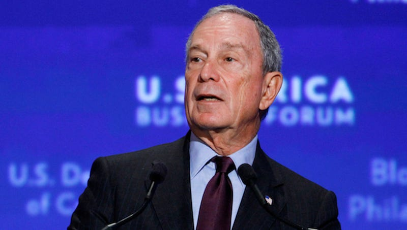 Michael Bloomberg Is Back in Charge at Bloomberg LP