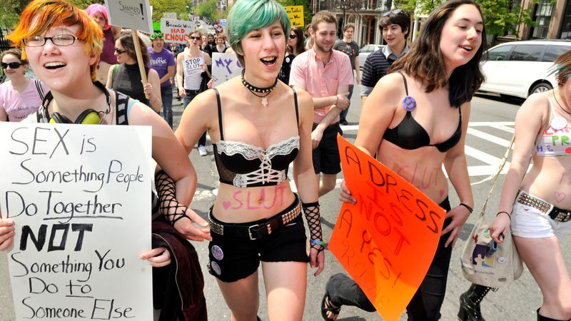 Influential Toronto Woman Dispenses Safety Advice: 'Don't Dress Like a Whore'