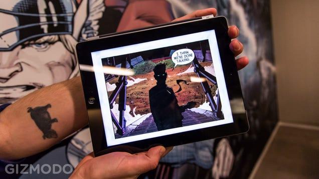 Get 700 Digital Marvel Comics For Free