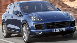 "2015 Porsche Cayenne Gets Plug-In Hybrid, ""S"" Drops V8 For V6 Turbo"