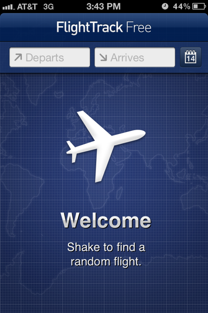 FlightTracker App