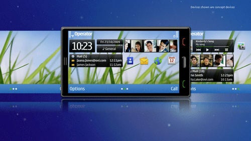 Nokia Previews Faster, Prettier Symbian User Interface for 2010
