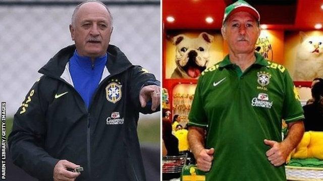 Reporter Interviews Brazilian Coach Look-Alike, Thinks It's Real Coach