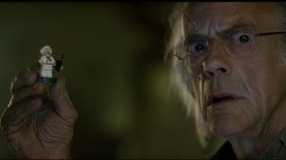 Christopher Lloyd's LEGO Ad Makes Us Want A New <i>Back To The Future</i> Movie