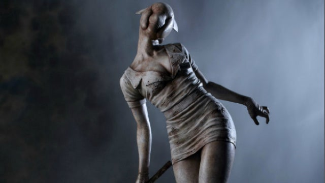 Sexy? Disgusting? This Silent Hill Statue Is Being Called Both