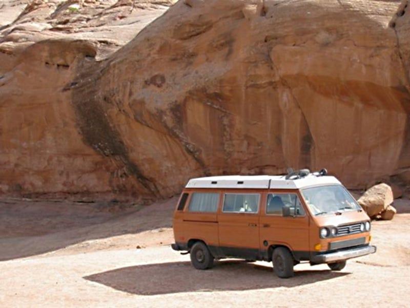 1982 VW Vanagon Westfalia for $13,000!
