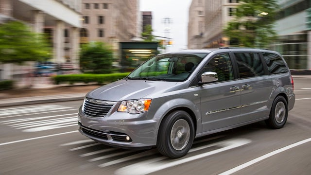 ​Ignition Fears Spark A 700k Recall From Chrysler